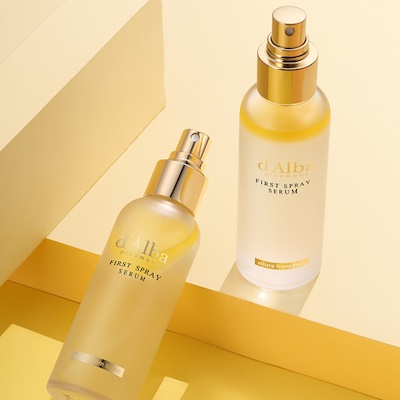 Dalba White Truffle First Spray Serum