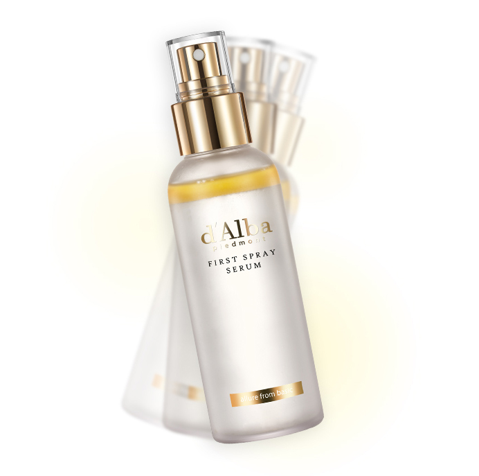 d'alba white truffle first spray serum