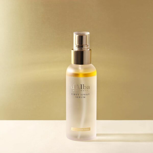 dalba white truffle first spray serum 100ml