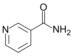 niacinamide structure