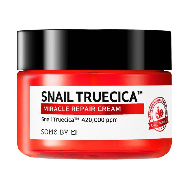 somebymi snail truecica miracle repair cream