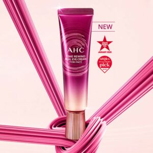 ahc time rewind eye cream